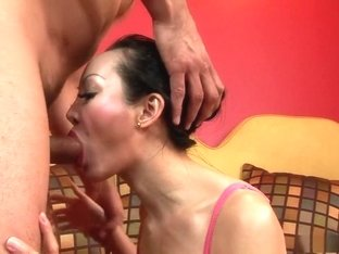 Best pornstar Ange Venus in fabulous asian, anal sex movie