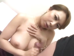 Yumi Cum on big tits