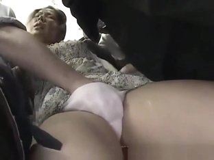 Japanese Woman Grope In Train