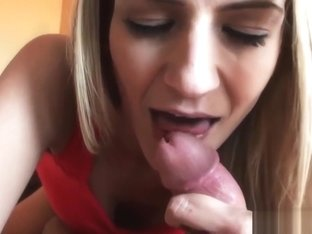 Amateur girlfriend assfucked after blowjob