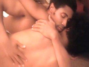Non simulato gay sesso in film