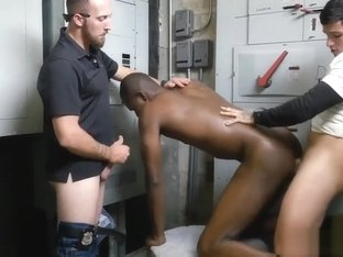 Hot black muscle police having gay sex galleries xxx If you're black and