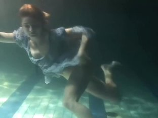 Hot Underwater Girl You Havent Seen Yet Is All For You