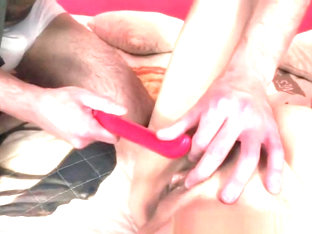 Saggy Grandma Pussytoyed And Fucked Deep