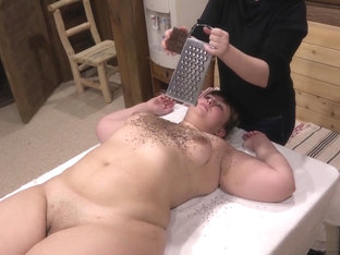 young bbw lesbian fetish with food