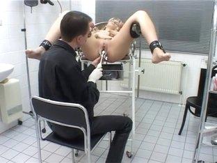 darmowe porno egzamin ginekologicznyStrap-on lesbijki Porno Korek