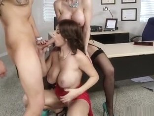 POV sex video featuring Charlee Chase and Eva Karera